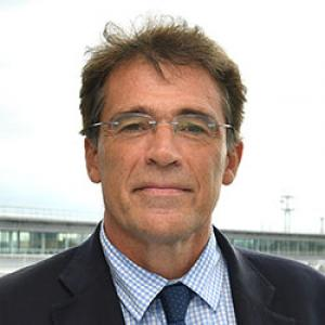 Marc Houalla, CEO of Paris Charles de Gaulle airport