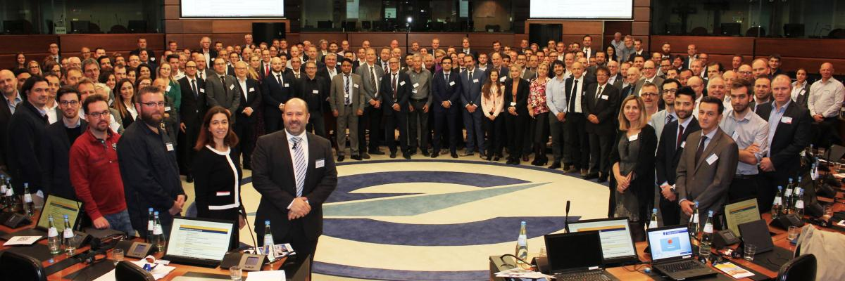 The attendees at the High-level Workshop on Drone Incursion and Detection at and around Airports