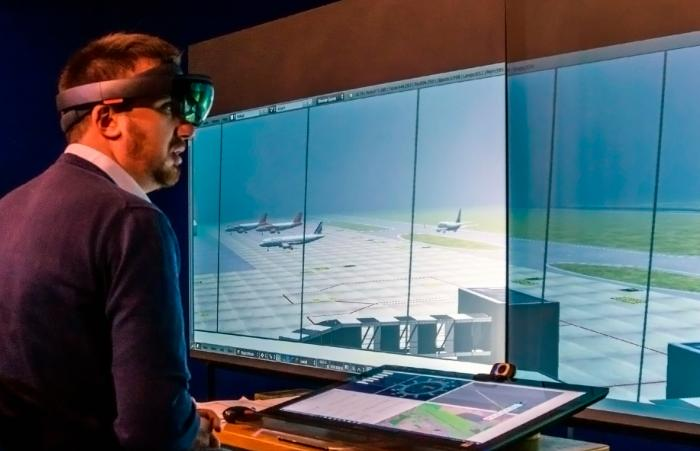 Leading the way on augmenting air traffic control