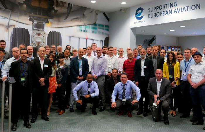 The attendees at the 5th Safety Management Tools User Group