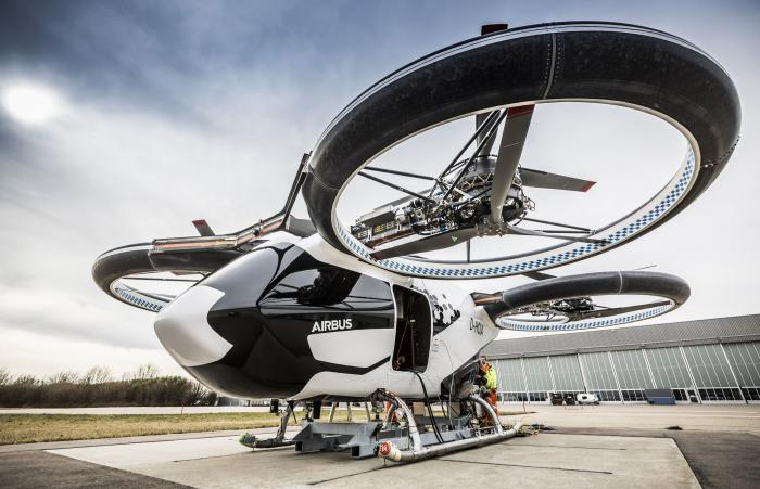 Urban air mobility in the spotlight