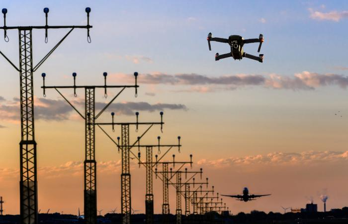 High-level workshop on drone detection