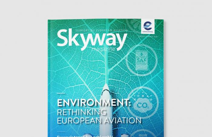 The cover of SkyWay issue 72.