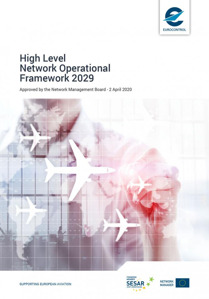 The cover of the High-level Network Operational Framework 2029