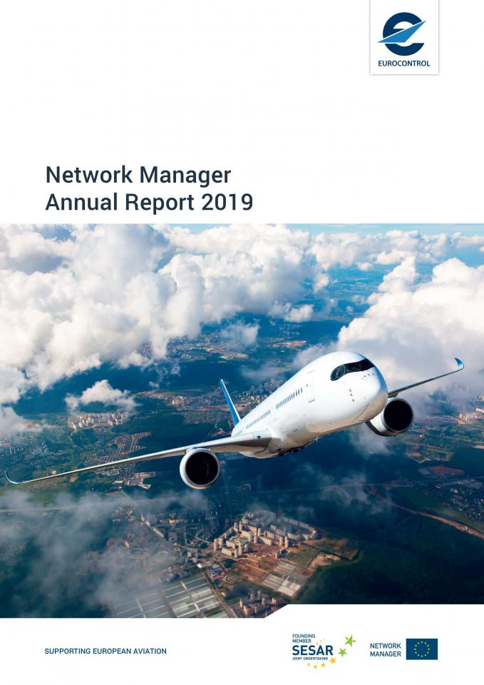 Network Manager Annual Report 2019 - cover