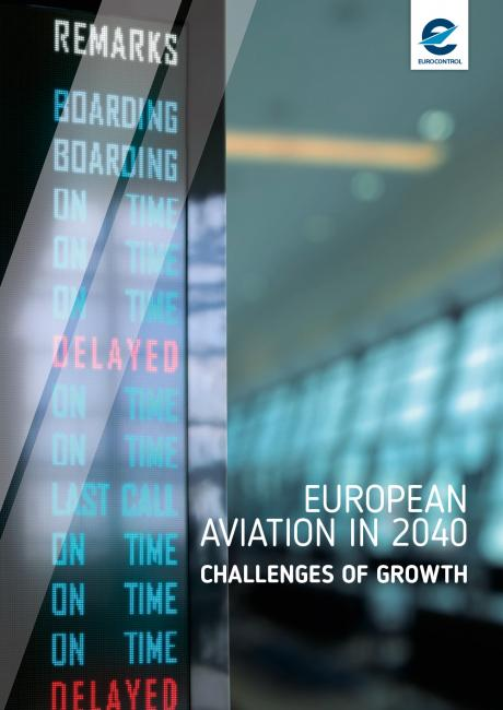 Challenges of growth - European aviation in 2040 - summary report