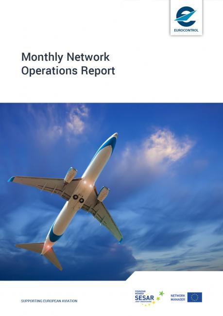 Monthly Network Operations Report - cover