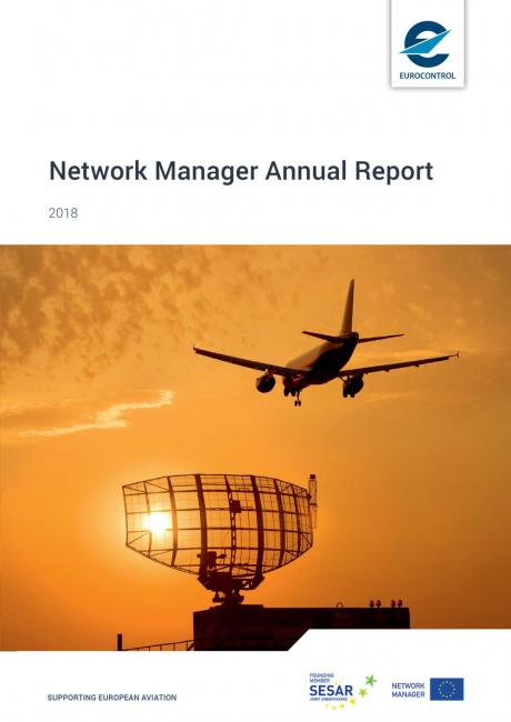 The cover of the Network Manager Annual Report for 2018