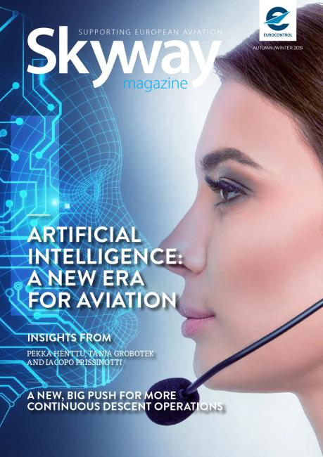 Skyway Autumn/Winter 2019 cover